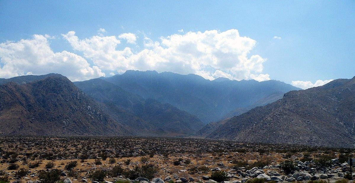 Chino Canyon California Wikipedia