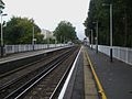 Chiswick station look west.JPG