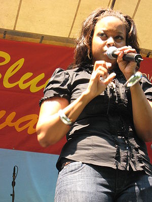 "Ego (Beyoncé song) - Chrisette Michele (pictured) declined to record ""Ego"""