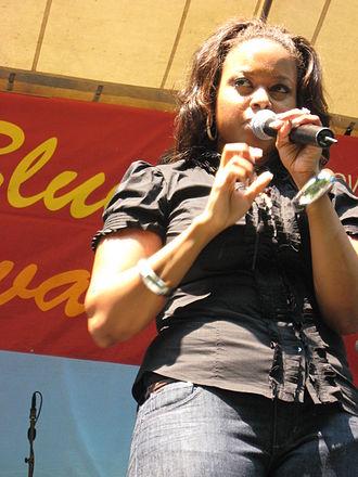 Chrisette Michele - Chrisette Michele in 2007.