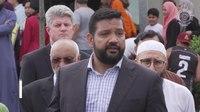 File:Christchurch terrorist attack Queensland prayer service.webm