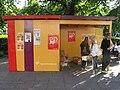 Christian voting booth 2007.JPG