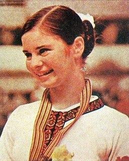 Christine Errath East German figure skater