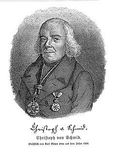 Christoph von Schmid German writer