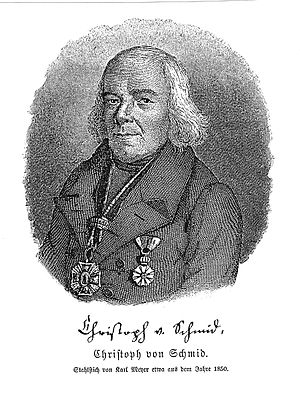 Christoph von Schmid - Christoph von Schmid.