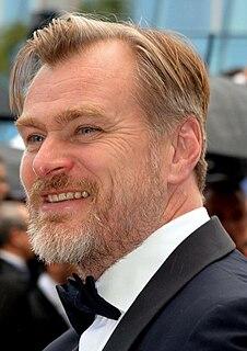 Christopher Nolan British-American filmmaker