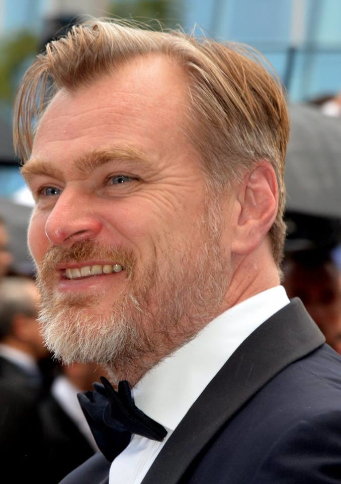Christopher Nolan Cannes 2018