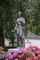 Christusbeeld bij Sint-Jan-Baptistkerk, Weelde.jpg