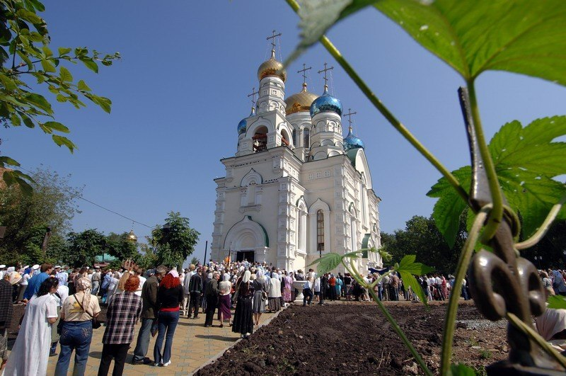 Church of Our Lady's Protection (Vladivostok) 1