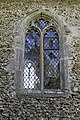 Church of St Martin White Roding Essex England - nave north window.jpg