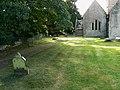Churchyard, St Matthew's church, Coates - geograph.org.uk - 1519920.jpg