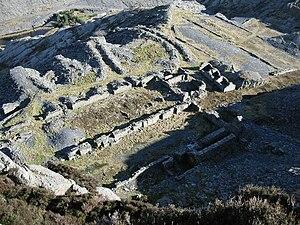 Wrysgan Quarry