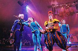 cirque du soleil italiano  Cirque du Soleil - Wikipedia