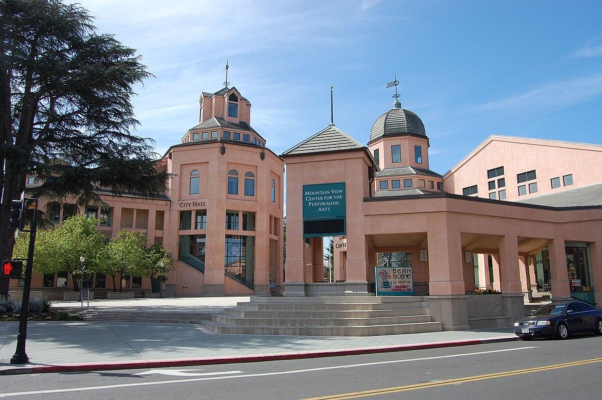 Mountain View California Wikipedia