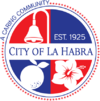 Official logo of La Habra, California