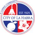 City logo of La Habra, California.png