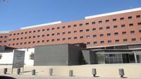 Ciudad Real (RPS 25-08-2012) Hospital General Universitario, acceso a hospitalización.png