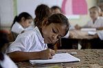 Classroom activities at Gabriela Mistral 150616-F-LP903-804.jpg