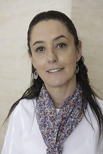Claudia Sheinbaum - Image: Claudia Sheinbaum