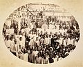 Clerks, compositors and castors in The Times of India office in Bombay, November 1898.jpg