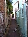 Clifton Street Passage - geograph.org.uk - 536365.jpg