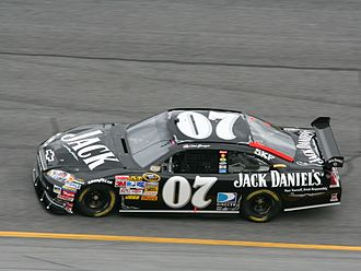 Richard Childress Racing - Bowyer at Daytona in 2008.