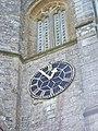 Clock, All Saints Church, Hilton - geograph.org.uk - 986333.jpg