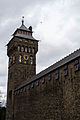Clock Tower at Cardiff Castle.jpg
