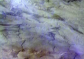 Tharsis - Images of ice water clouds over Tharsis taken by the ExoMars Trace Gas Orbiter, 2016