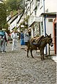 "Clovelly ""Donkey Express"" - geograph.org.uk - 222261.jpg"