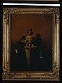 Clown et deux femmes travesties - anonyme - musée d'art et d'histoire de Saint-Brieuc, DOC 37.jpg