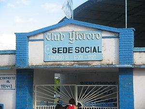 San Antonio, Paraguay - Club Ytororó