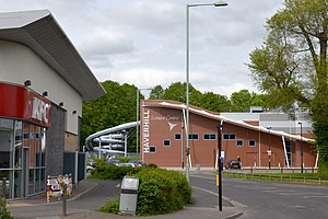 Haverhill, Suffolk - Haverhill Leisure Centre