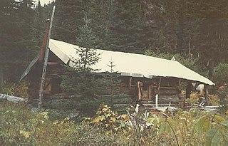 Coal Creek Patrol Cabin United States historic place