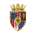 Coat of Arms of Philip III, Duke of Burgundy (declined).png