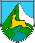 Bovec coat of arms