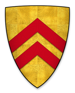 John FitzRobert listed as one of the Surety Barons in Magna Carta
