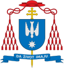 Coat of arms of Josip Bozanic.svg