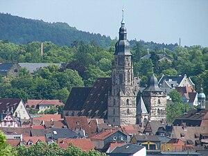 Morizkirche (Coburg) - Image: Coburg 006morizkirche