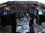 Cockpit of Boeing 717 (4044023759).jpg