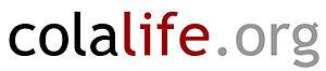 Colalife - Image: Cola Life Dot Org Logo