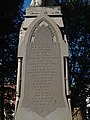 Colchester Village HD - Civil War monument, east face.jpg