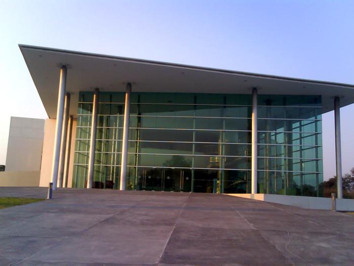 Colima University Hall
