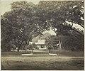 Collectie NMvWereldculturen, RV-A42-1-13, Foto, 'Particulier woonhuis in Batavia', fotograaf Woodbury & Page, ca. 1875.jpg