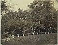 Collectie NMvWereldculturen, RV-A42-1-30, Foto, 'Tuin met bomen en planten in Batavia', fotograaf Woodbury & Page, ca. 1875.jpg