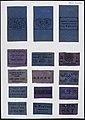 Collectie NMvWereldculturen, TM-6477-108, Etiketten van luciferdoosjes, 1900-1949.jpg