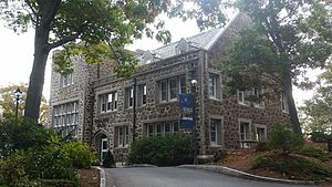 Endicott College - College Hall
