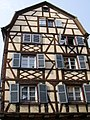 Colmar - Wooden house.JPG
