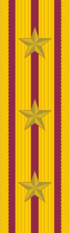 Colonel rank insignia (Manchukuo).png