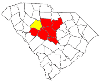human settlement in South Carolina, United States of America